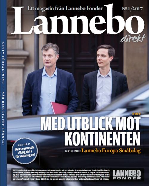 Lannebo Direkt framsida