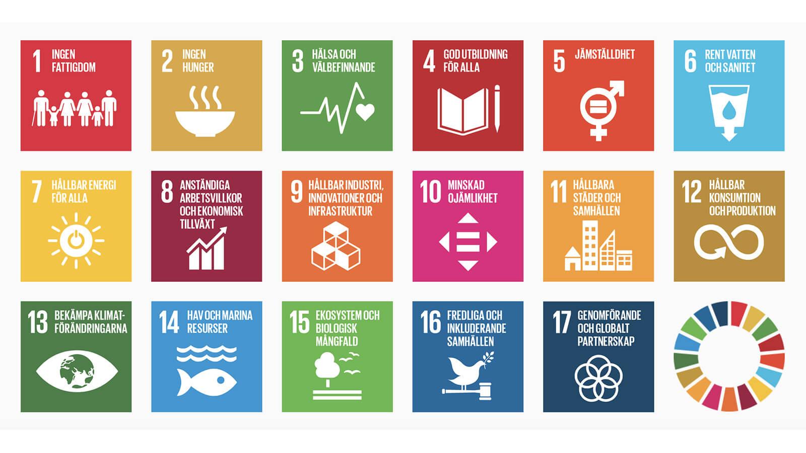 FN globala mål